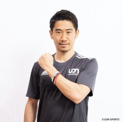 写真:香川真司 選手